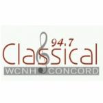 Logo da emissora WCNH 94.7 FM