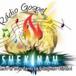 Logo da emissora R�dio Gospel Shekinah