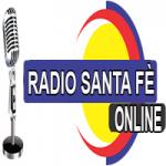 Logo da emissora Rádio Santa Fé Online