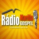 Logo da emissora Rádio Marília Gospel