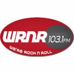 Logo da emissora Radio WRNR 103.1 FM