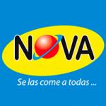 Logo da emissora Radio Nova 105.1 FM