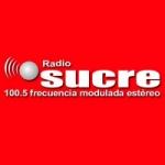 Logo da emissora Radio Sucre 100.5 FM