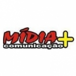 Logo da emissora Rádio Mídia Mais