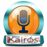 Logo da emissora Rádio Kairós