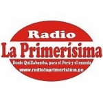Logo da emissora Radio La Primerísima 92.7 FM