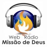 Logo da emissora Rádio Missão de Deus