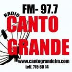 Logo da emissora Radio Canto Grande 97.7 FM