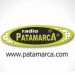 Logo da emissora Radio Patamarca 100.7 FM