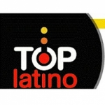 Logo da emissora Top Latino Radio