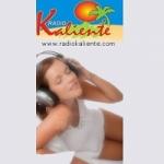Logo da emissora Radio Kaliente 92.1 FM