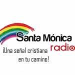Logo da emissora Radio Santa Mónica 95.7 FM