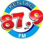 Logo da emissora Rádio Kentac 87.9 FM