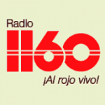 Logo da emissora Radio 1160 AM
