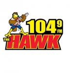 Logo da emissora WLKZ 104.9 FM