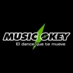 Logo da emissora Radio Music Okey