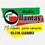 Logo da emissora Radio Ollantay 102.5 FM