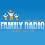 Logo da emissora WLMW 90.7 FM