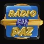 Logo da emissora Rádio Paz FM