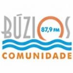 Logo da emissora Rádio Búzios Comunidade 87.9 FM