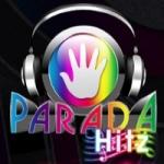 Logo da emissora Parada Hitz