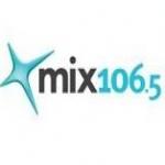 Logo da emissora WMEX 106.5 FM