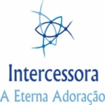 Logo da emissora Rádio Intercessora
