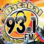 Logo da emissora Bacabal FM