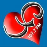 Logo da emissora Fidelisima Radio 107.7 FM