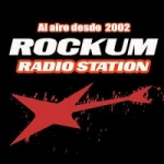 Logo da emissora Rockum Radio Station