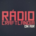 Logo da emissora Rádio CraftLandia