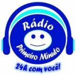 Logo da emissora Rádio Primeiro Minuto
