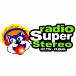 Logo da emissora Radio Super Stereo 103.7 FM