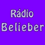Logo da emissora Rádio Belieber