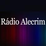 Logo da emissora Rádio Alecrim