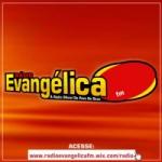 Logo da emissora Rádio Evangélica FM