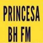 Logo da emissora Princesa BH FM
