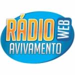 Logo da emissora Rádio Web Avivamento