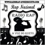 Logo da emissora R�dio Rap a Voz Do Gueto