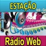 Logo da emissora Rádio Estação FM Lima Campos
