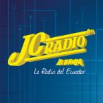 Logo da emissora JC Radio 95.3 FM