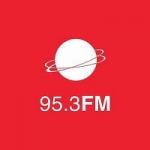 Logo da emissora Radio Pichincha Universal 95.3 FM