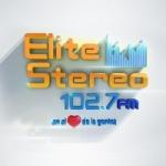 Logo da emissora Radio Elite 102.5 FM
