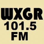 Logo da emissora WXGR Gritty 101.5 FM