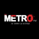 Logo da emissora Radio Metro Stereo 106.5 FM