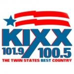 Logo da emissora WXXK 100.5 FM