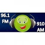 Logo da emissora Radio Mundial 96.1 FM