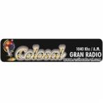 Logo da emissora Radio Colosal 1040 AM