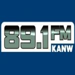 Logo da emissora Radio KANW 89.1 FM