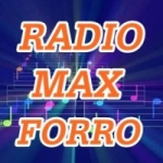 Logo da emissora Rádio Max Forró Caruaru